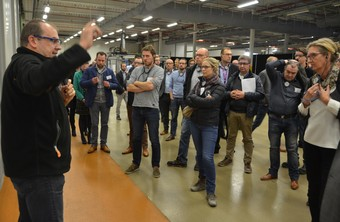 Duracell Aarschot embraces industry 4.0