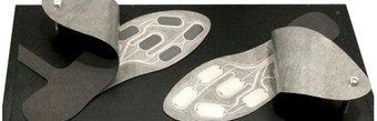 Quad Industries develops sole that analyses every walking movement