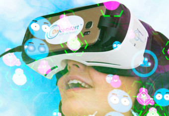 Oncomfort brings digital sedation through virtual reality headsets to the operating room